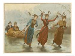 arthur-hopkins-our-reindeer-sleigh-girls-wear-antlers-to-tow-the-old-couple-on-the-ice.jpg